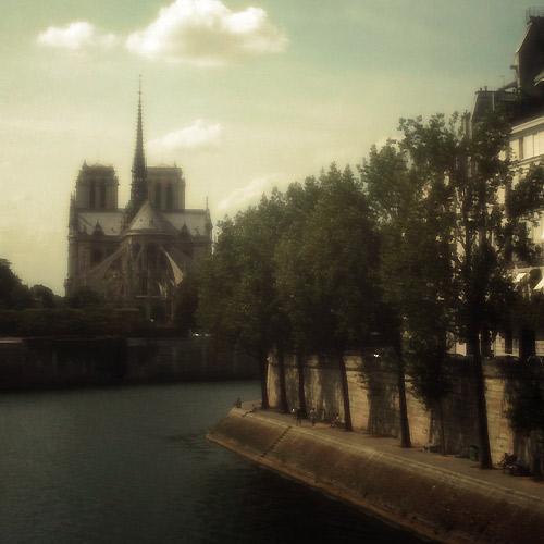 Paris voilé