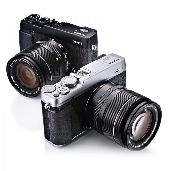 Le Fujifilm X-E1